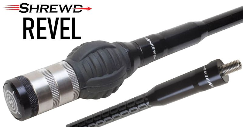 Shrewd Revel Long Rod - XL