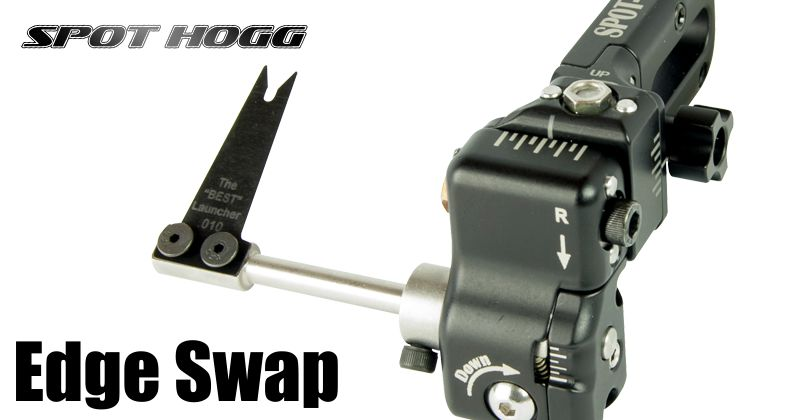 Spot Hogg Swap Edge Rest (1 body)