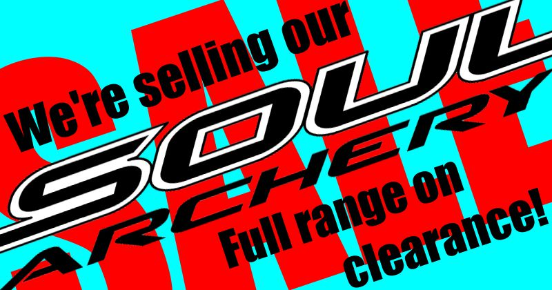 Soul CNT UP Long Rod (incl. Weight) - SALE