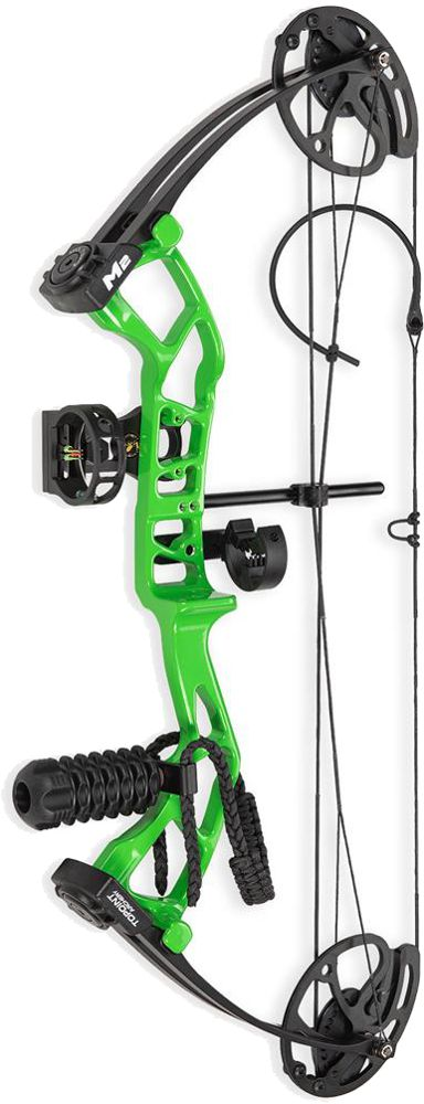 Topoint M2 - PACKAGE - Green