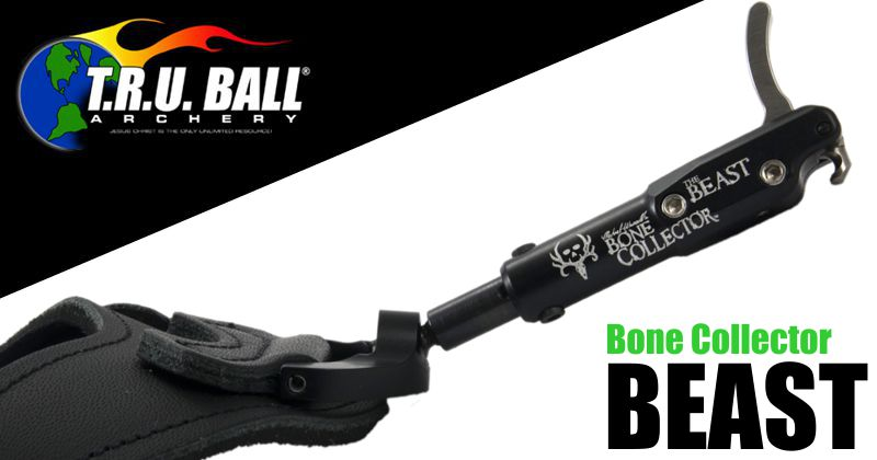 TRU Ball Bone Collector Beast - with Buckle Strap