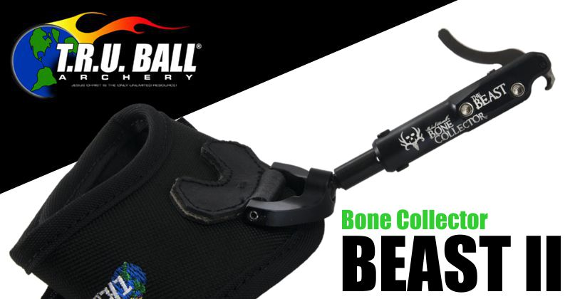 TRU Ball Bone Collector Beast 2 - with Velcro Strap