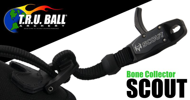 TRU Ball Bone Collector Scout - with Velcro Strap