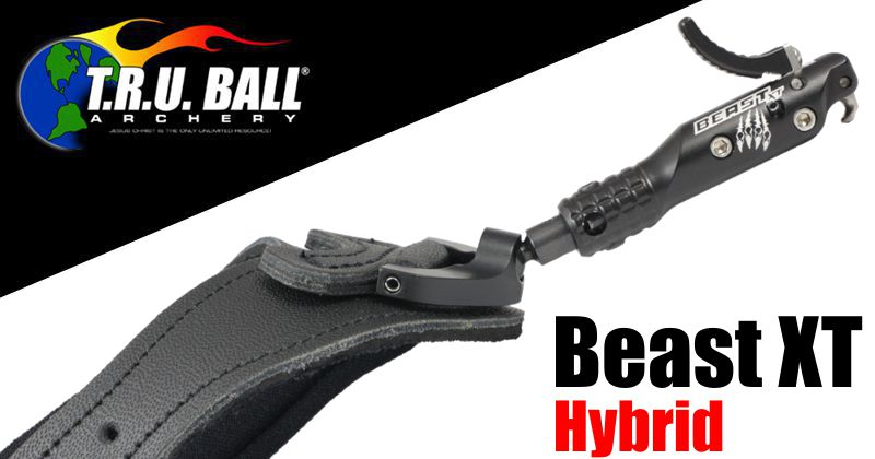 TRU Ball Beast XT Hybrid - with Buckle Strap