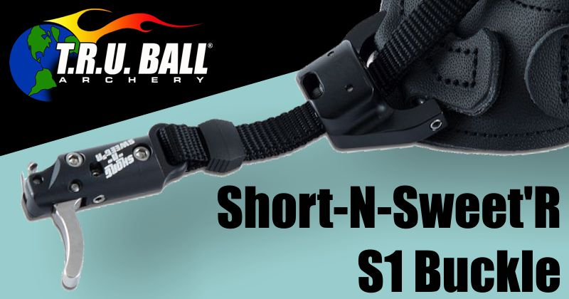 TRU Ball Short-N-Sweet R S1 - with Buckle Strap