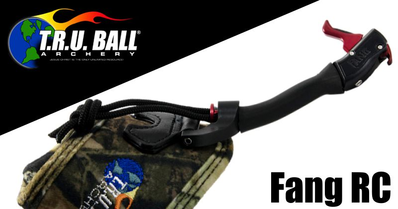 TRU Ball Fang RC - with Velcro Strap