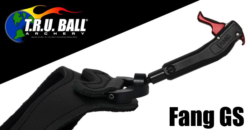 TRU Ball Fang GS - with Buckle Strap