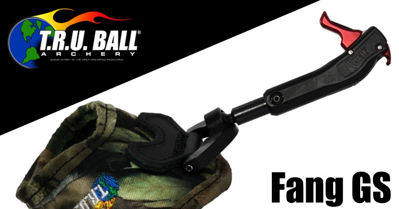 TRU Ball Fang GS - with Velcro Strap
