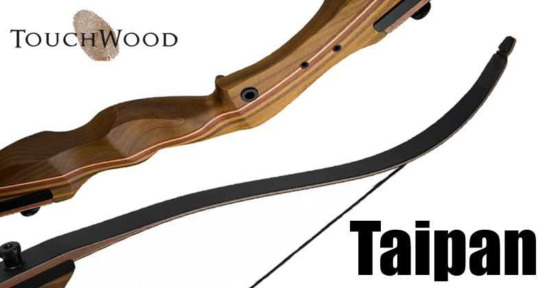 Touchwood Taipan T/D Bow