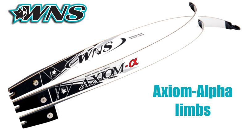WNS Axiom-Alpha limbs - SALE