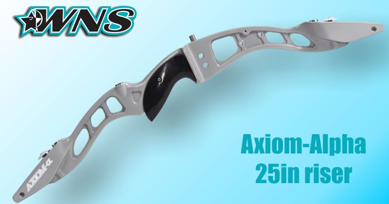 WNS Axiom-Alpha 25in riser - SALE