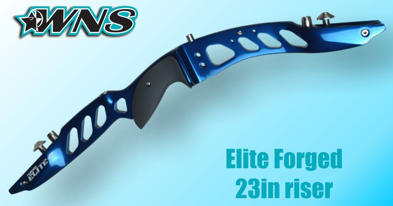 WNS Elite Forged 23in (SHORT) riser - SALE