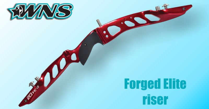 WNS Elite Forged 25in riser - SALE