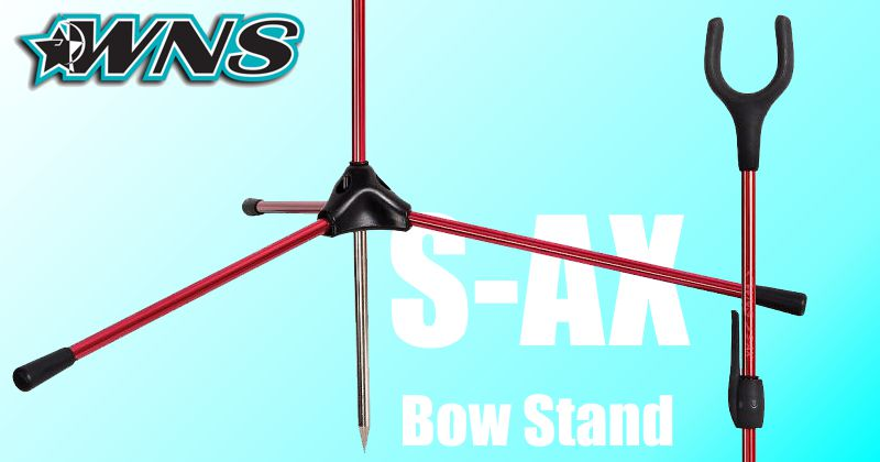 WNS S-AX Bow Stand