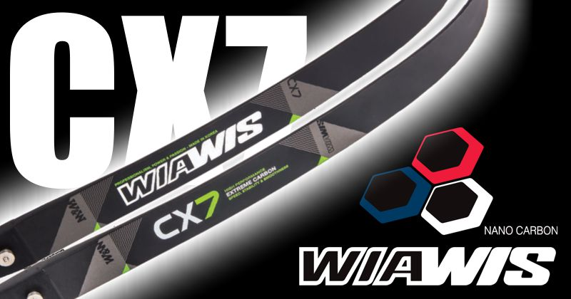 W&W Wiawis CX7 limbs