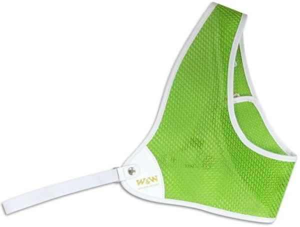 W&W Finno Chest Guard - Green