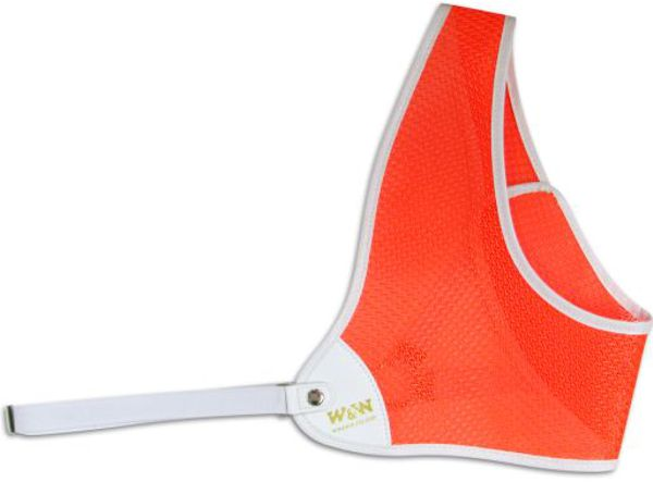 W&W Finno Chest Guard - Orange