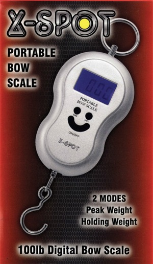 X-Spot Portable Bow Scale