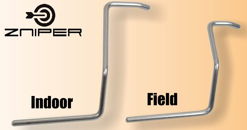 Zniper SPARE PART for Arrow Rest - Indoor Arm